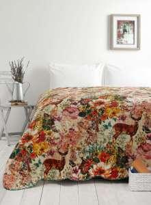 BHS Deer bedspread