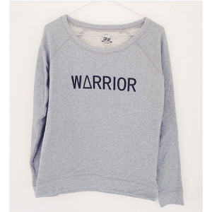 Warrior sweatshirt from Southwood Stores