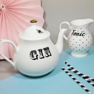Yvonne Ellen teapot and jug