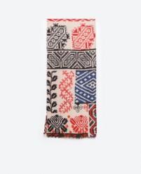 Zara scarf