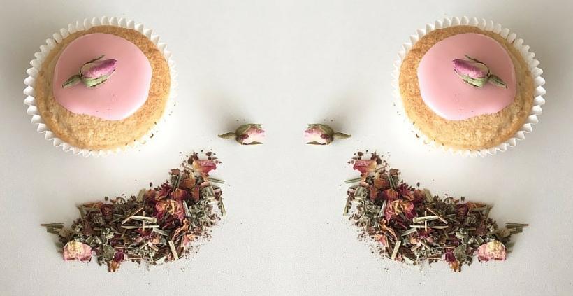 Tea Cupcakes | Bugs & Birds