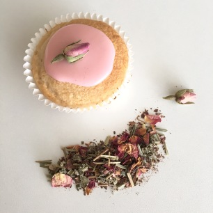 Enchanted Narnia Tea Cupcakes