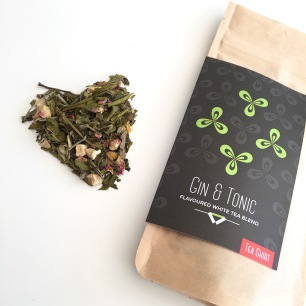 Gin & Tonic Tea - Tea Shirt | Bugs & Birds Blog