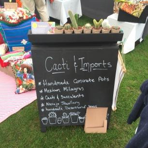 Cacti & Imports