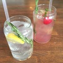 Cocktails at Zizzi