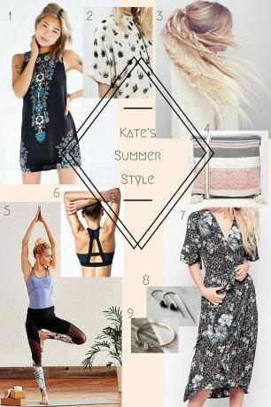 Kate's Summer Style | Bugs & Birds | bugsandbirdsblog.wordpress.com