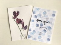 Painting Watercolours with Oh Comely