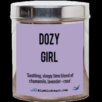 dozy-girl