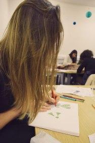 Zeena Drawing Class