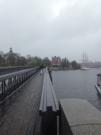 The Bridge to Skeppsholmen