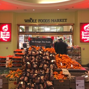 Whole foods Market London Kensington