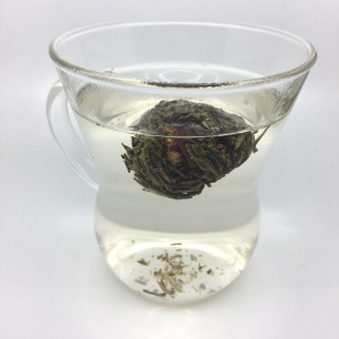Heart to Heart Flowering Chash Tea