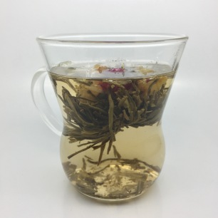 Heart to Heart flowering tea by Chash tea