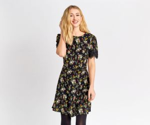 oasis spring bouquet dress