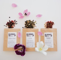 Bluebird tea co tipple trio