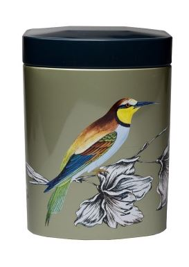 bird tea tin tea makers